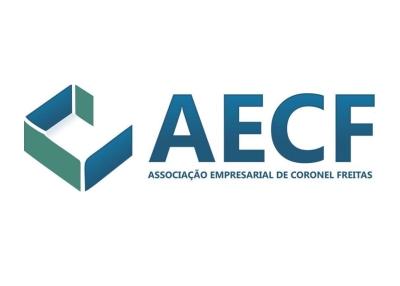 AECF - ASSOCIAÇÃO EMPRESARIAL DE CORONEL FREITAS